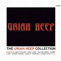 Cover Uriah Heep - The Uriah Heep Collection [3 CDs]